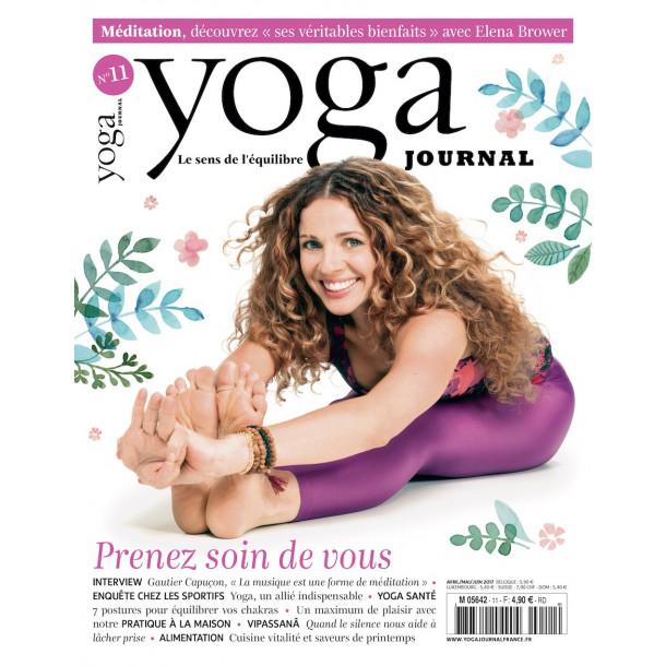 Yoga Journal Numéro 11