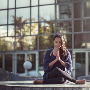 Stage Yoga (Re)trouver votre énergie Avec Gemma VASSALLO et Philippe BEER GABEL en ardèche du 17 au 19 novembre 2017
