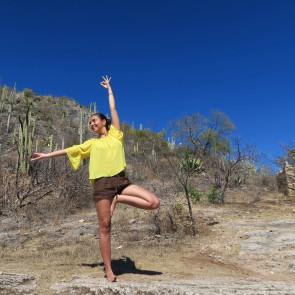 Retraite Yoga avec Cécile Doherty-Bigara à la ferme du Solterre du 17 au 19 novembre 2017