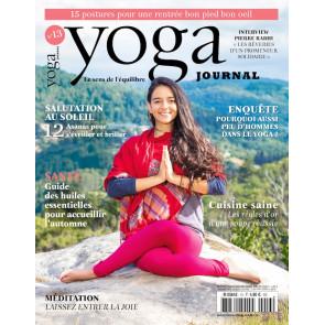 Yoga Journal Numéro 13