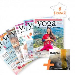 Abonnement FRANCE 6 numéros + CD Hang Ji