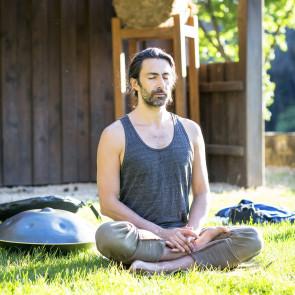Stage yoga avec Mika «Yoga, joie et lâcher-prise » du 22 au 25 octobre au Domaine du Taillé
