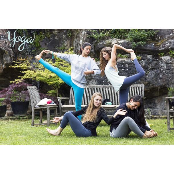 Yoga Sound Festival au Domaine du Taillé édition 2018