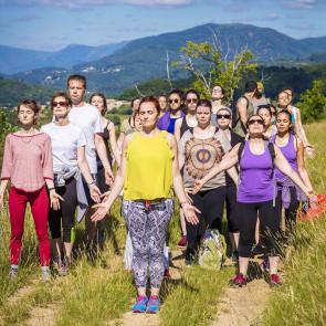 Yoga Sound Festival au Domaine du Taillé du 7 au 10 Juin 2018