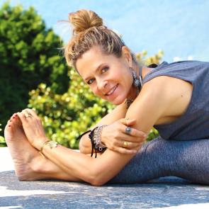 Stage de yoga avec Stéphanie AULESTIA au Domaine du Taillé du 25 au 27 mai 2018