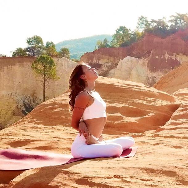 Retraite Yoga et Méditation avec Lola MALLEIN au Domaine du Taillé du 6 au 8 Avril 2018