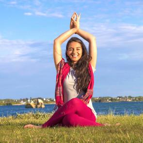Retraite de yoga du 11 au 15 juillet 2018  Avec Cécile Doherty-Bigara à Trimurti