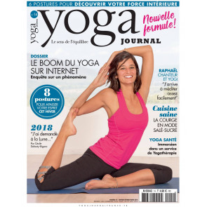 Yoga Journal Numéro 14