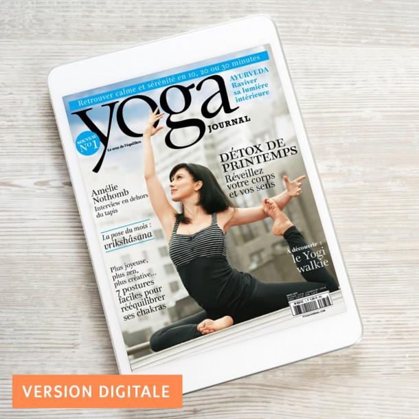 Yoga Journal-Numero 1