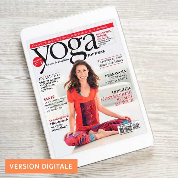 Yoga Journal Numéro 4