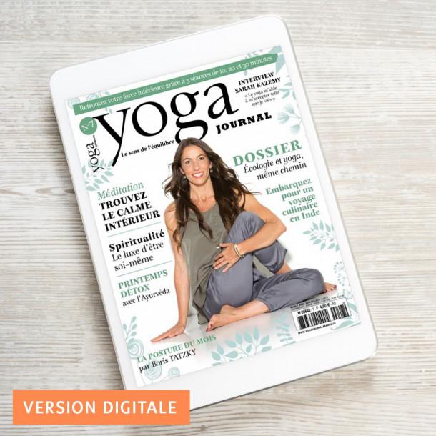 Yoga Journal Numéro 7