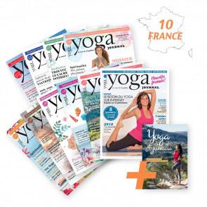 Abonnement FRANCE 10 numéros + DVD Cécile DOHERTY BIGARA