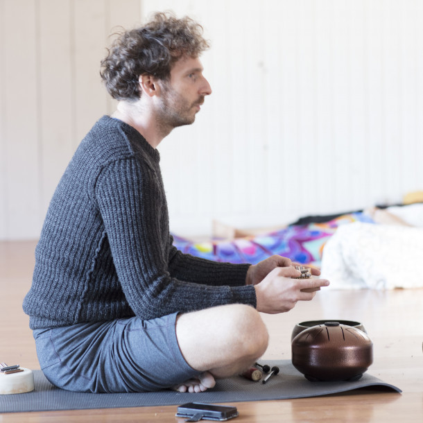 Retraite de Yoga du 30 mars au 02 avril avec Philippe Beer Gabel et Sylvia Di Rienzo