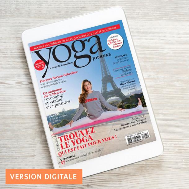 Yoga Journal Numéro 5