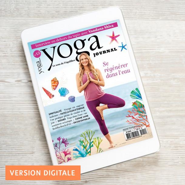 Yoga Journal Numéro 12