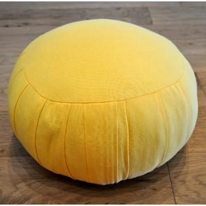 Zafus coussin de méditation jaune