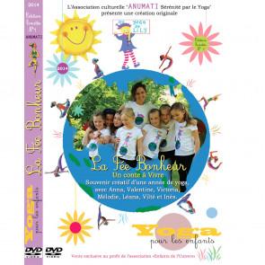 DVD de Yoga : La fée bonheur