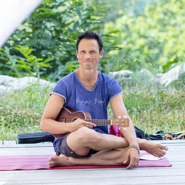 Stage de yoga et thaï massage avec Julien Levy du 28 au 30 septembre