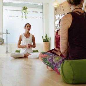 Ateliers yoga avec Lola Mallein et réunion d'information