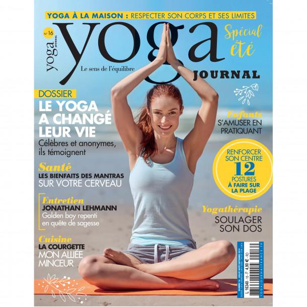 Yoga Journal Numéro 16