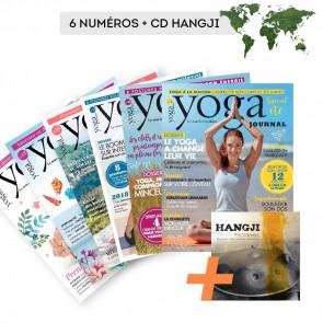 Abonnement MONDE 6 numéros + CD HANGJI « THE ODYSSEY »