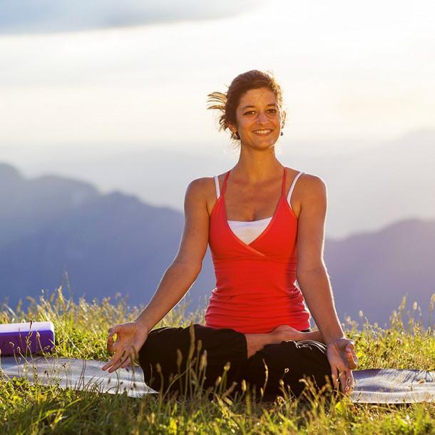 Stage de yoga « Se reconnecter a soi » avec Ariane Albecker du 18 au 21 octobre 2018