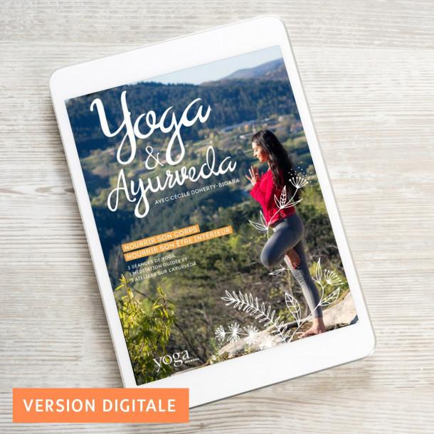Vidéo Yoga et Ayurveda avec Cécile Doherty Bigara - Version Digitale