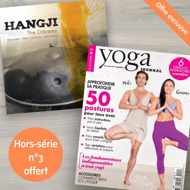 Pack CD Hangji et Hors-série n°3
