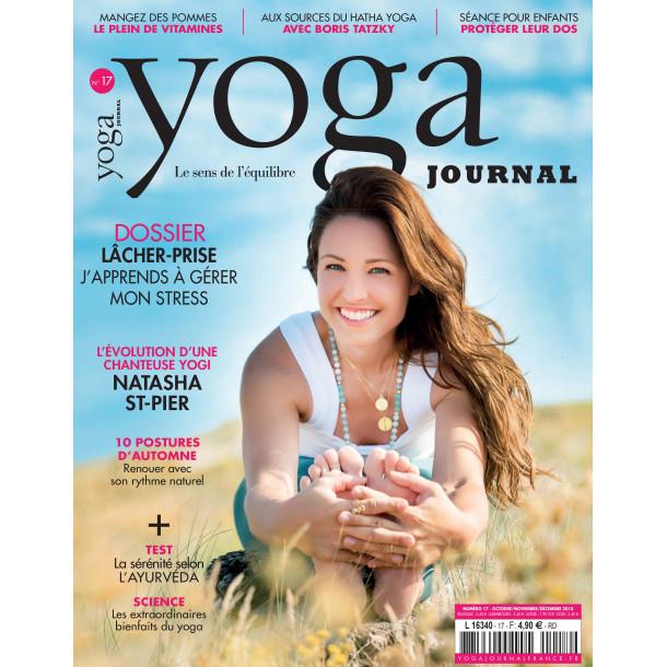 Yoga Journal Numéro 17