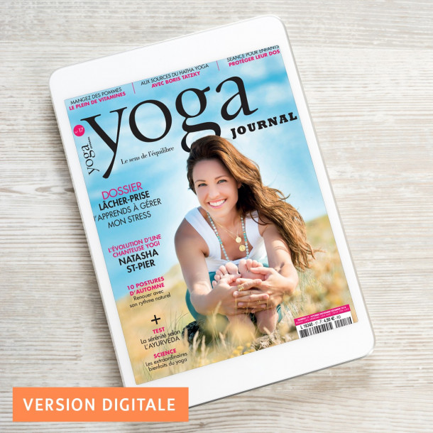 Yoga Journal Numéro 17 - Version Digitale
