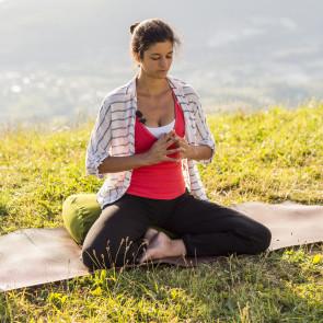 Stage de Yoga du 16 au 18 novembre 2018 avec Ariane au domaine du Taillé