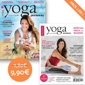 Pack Yoga Journal n°17 + Hors série n°1
