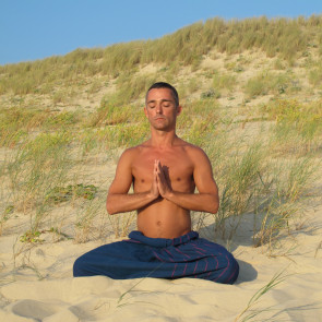 Stage de yoga du 30 mai au 02 juin 2019 avec Benoît Le Gourriérec