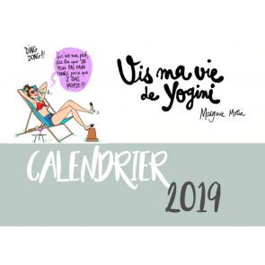 Calendrier 2019 en collaboration avec Margaux Motin