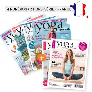 Abonnement FRANCE 4 numéros + 2 hors-série