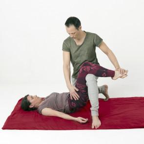 Masterclass Thaï Yoga Massage le matin du dimanche 03 février avec Julien Levy au studio Zen & Sounds de Paris