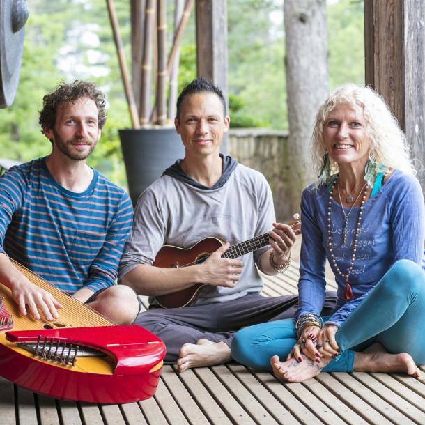 Yoga Sound Festival au Domaine du Taillé du 7 au 10 Juin 2019