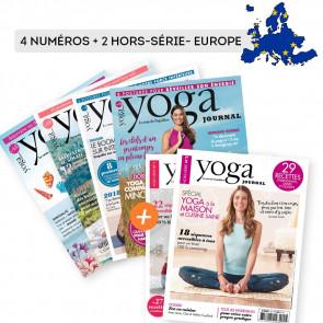 Abonnement EUROPE 4 numéros + 2 hors-série
