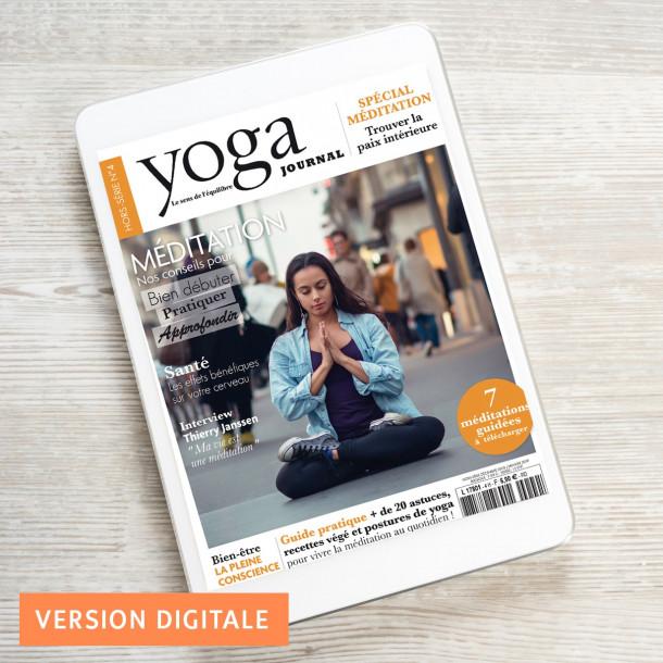 Yoga Journal Numéro 4 Hors Serie