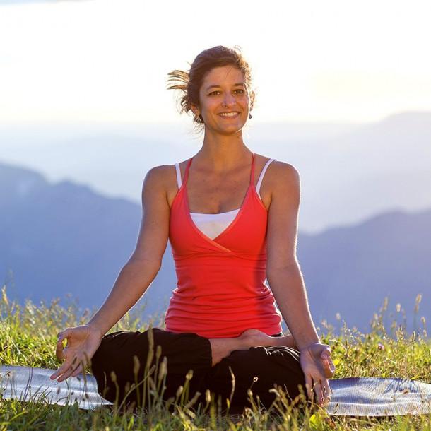 Retraite de yoga du 30 mai au 2 juin 2019 à la Chrysalide avec Ariane Albecker