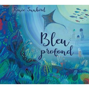 CD Bleu profond