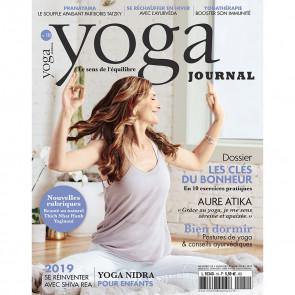 Yoga Journal Numéro 18