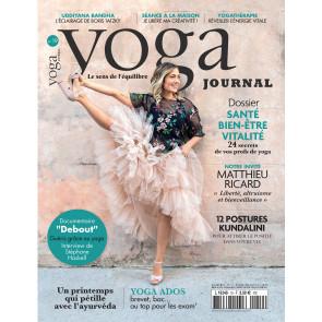 Yoga Journal Numéro 19