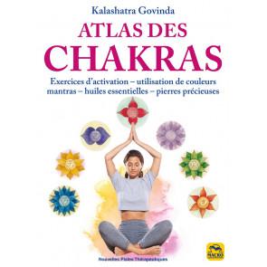 Livre - l'Atlas des chakras