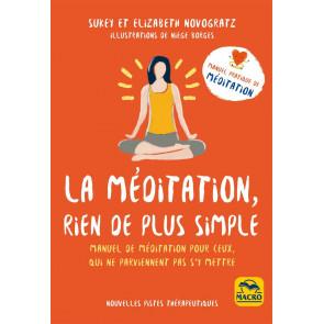 Livre - Méditation, Rien de plus simple