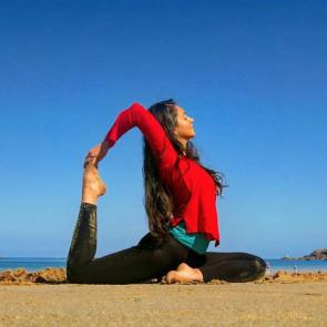 Retraite Yoga du 25 au 27 octobre avec Cécile Doherty-Bigara à Solterre