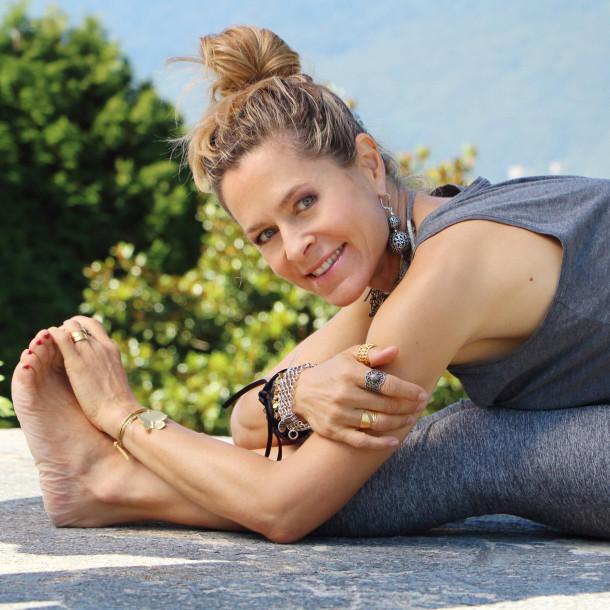 Stage de yoga du 30 mai au 02 juin 2019 avec Stéphanie Aulestia au Domaine du Taillé