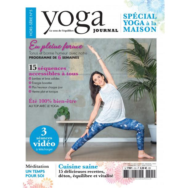 Yoga Journal Hors-Série n°5