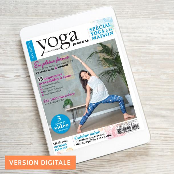 Yoga Journal Numéro HS 5