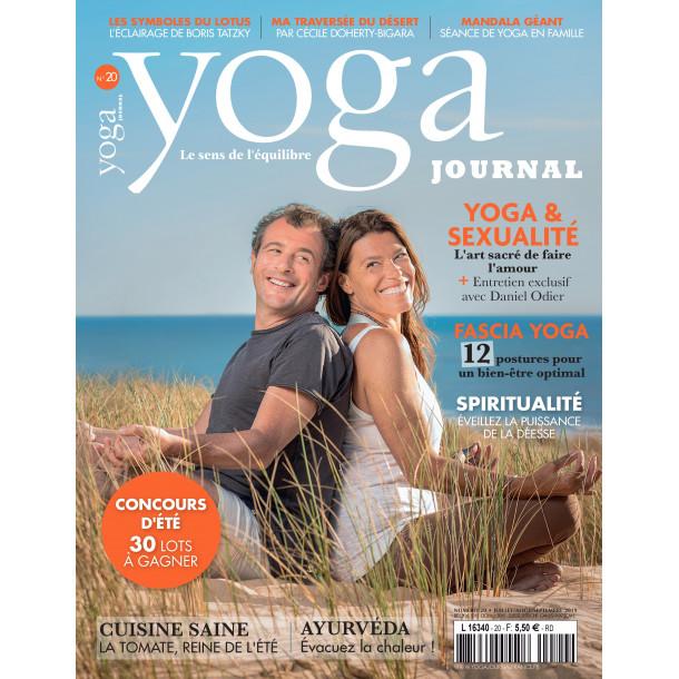 Yoga Journal Numéro 20